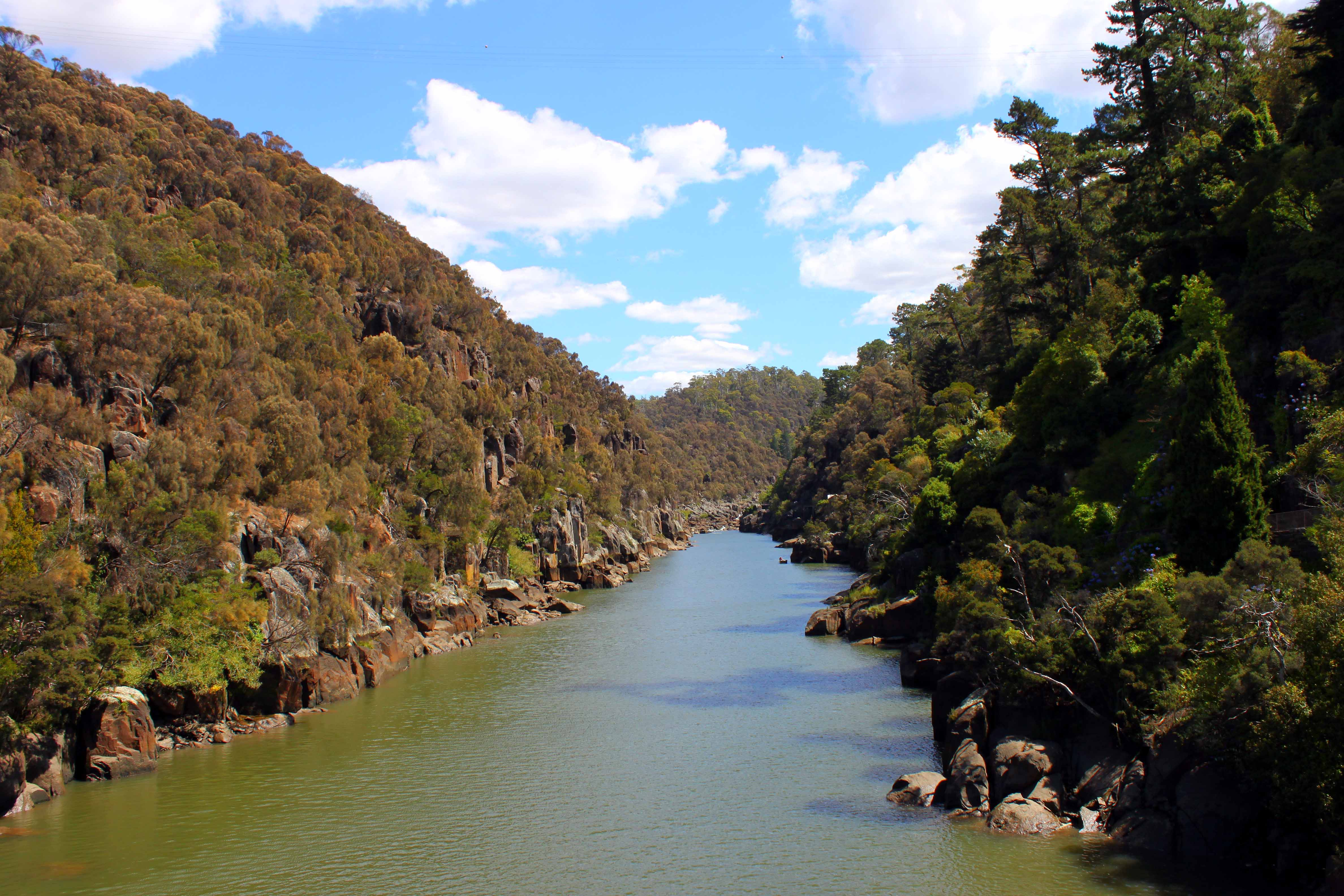 Cataract Gorge. Launceston Chapter 3. | A Word in Your Ear